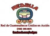 REDGUA logo